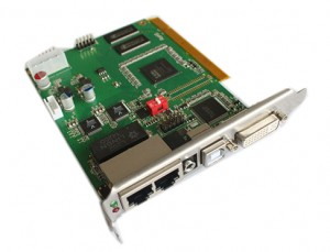 Linsn – TS802D Sending Card