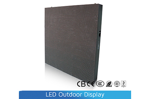 LED P10 Outdoor Display
